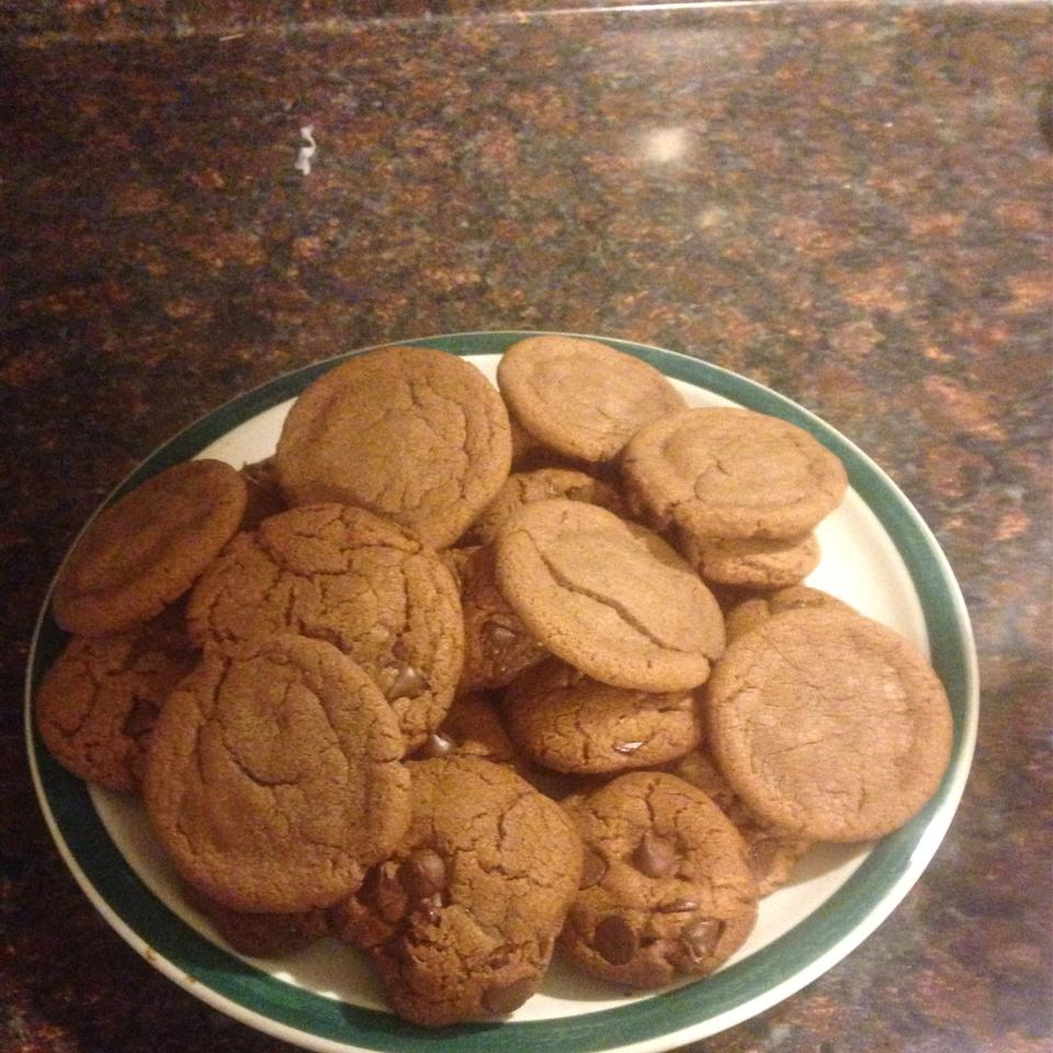 Hazelnut Cocoa Cookies OreoBear