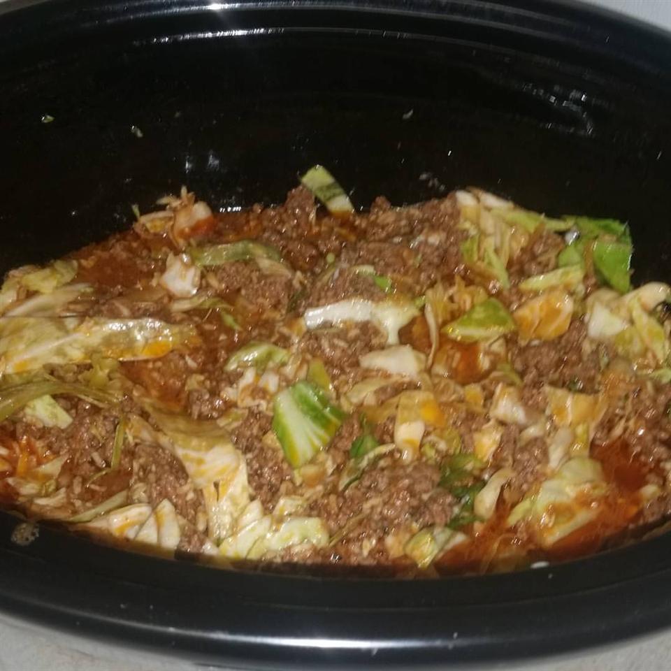 Unstuffed Cabbage Dinner RockstarSue