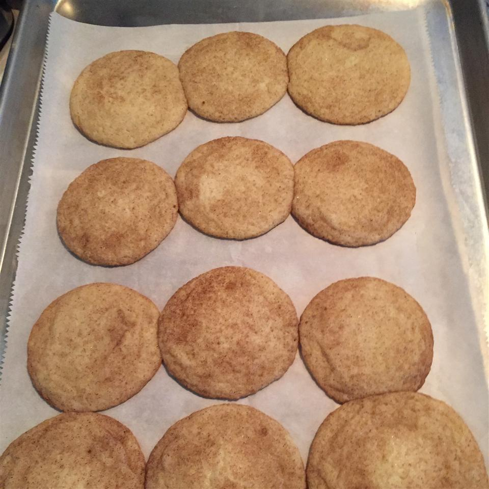 Grandma Ruth's Snickerdoodle Cookies Lisa Janell Rodriguez-Rivera