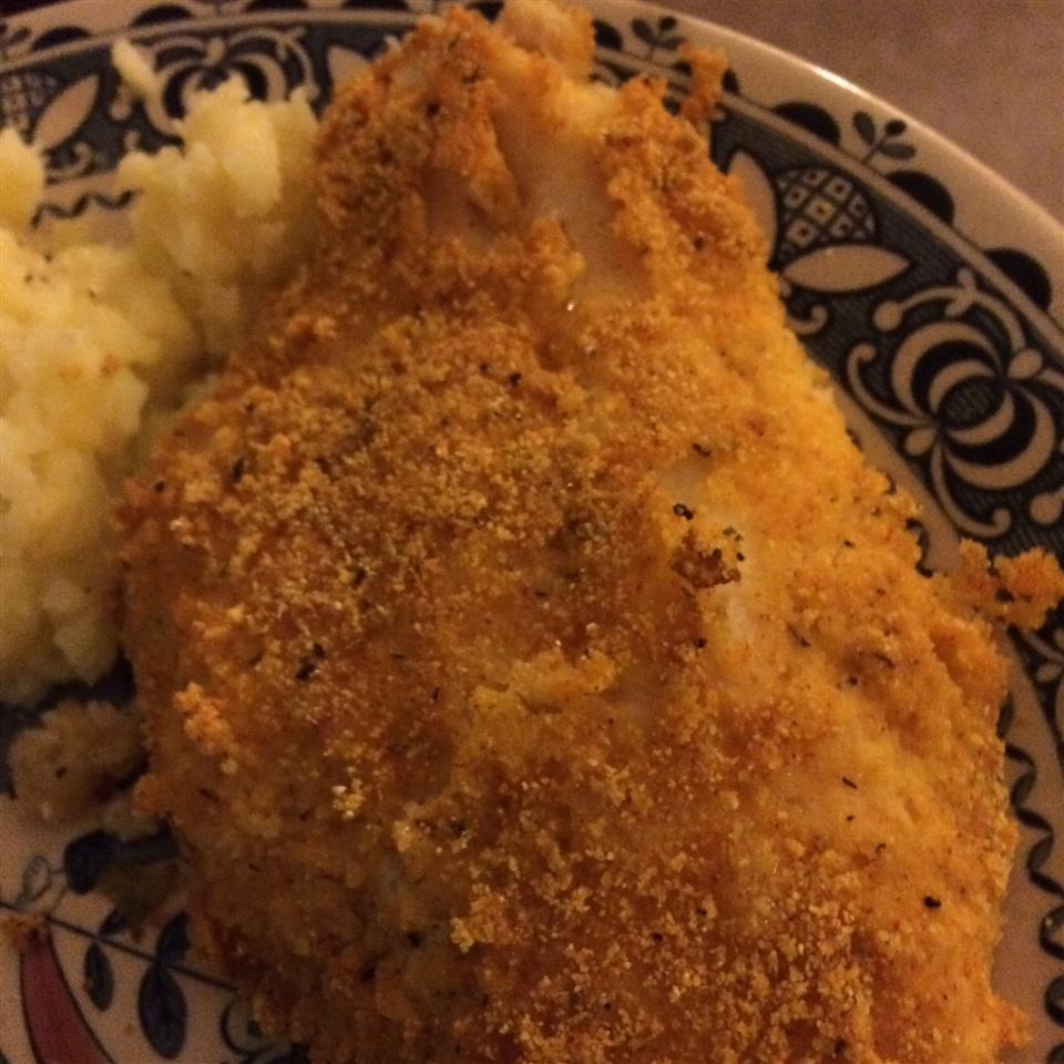 Southern-Style Oven-Fried Catfish Chef Boy R Drew