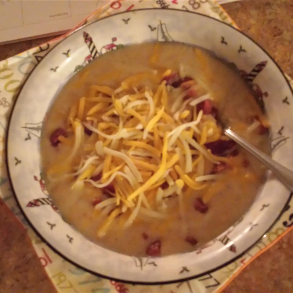 Jalapeno-Potato Soup Chapocuoco Kurt