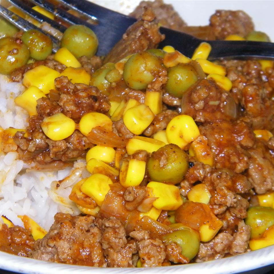 Keema (Indian-Style Ground Meat) Seattle2Sydney
