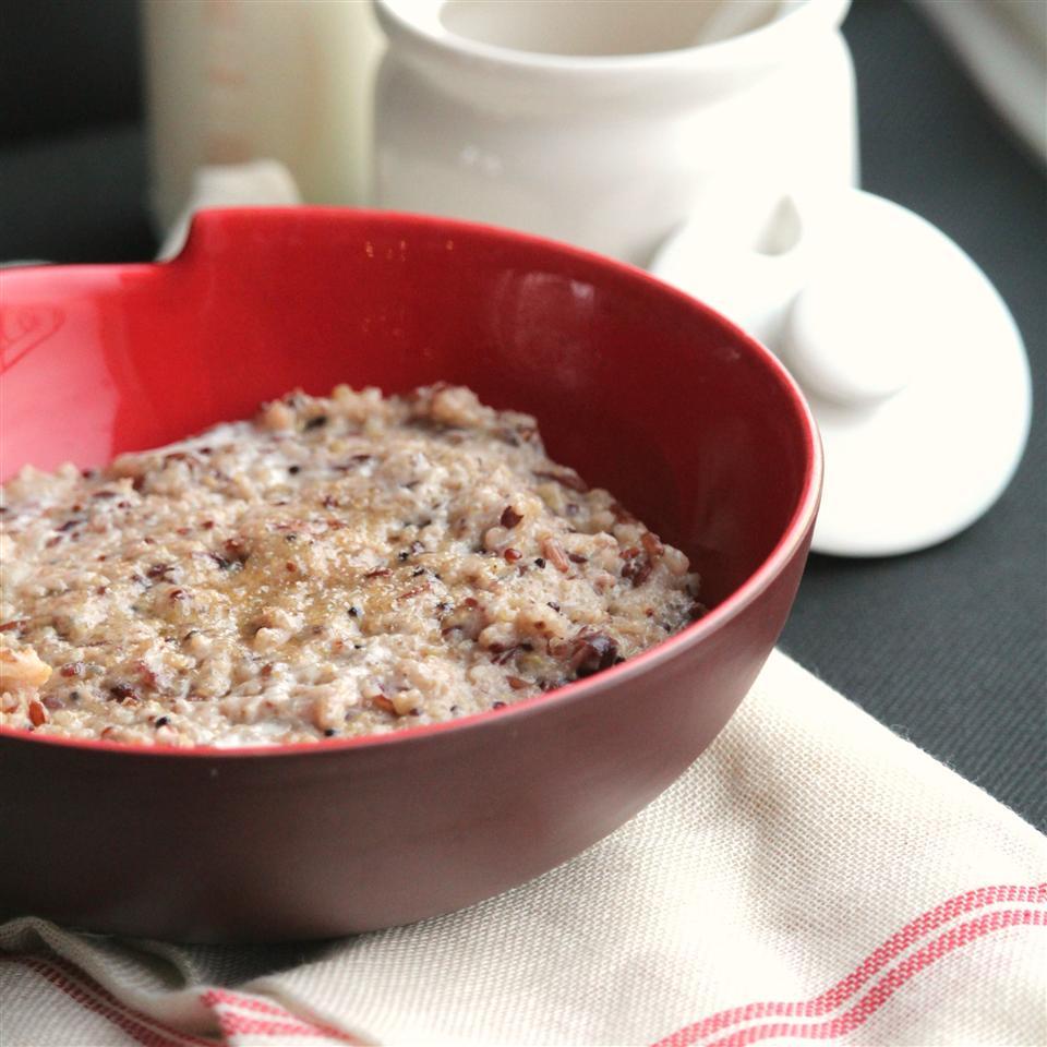 Gluten-Free Hot Breakfast Cereal