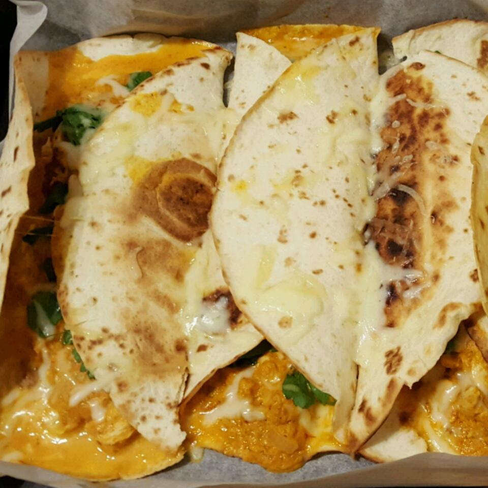 Poblano Chile Enchiladas a la Gringa