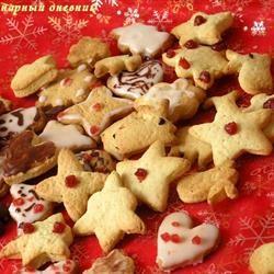 Dora's Christmas Cookies olga