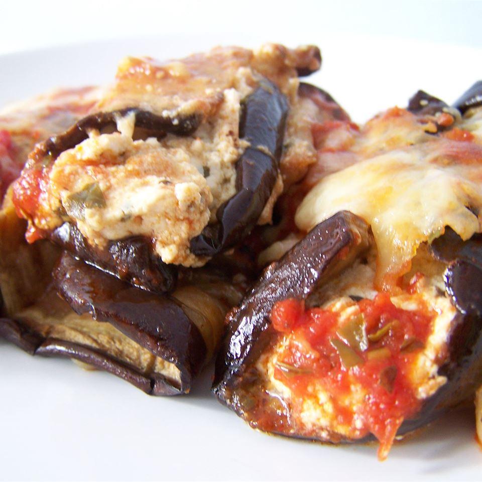 Eggplant Rollati Appetizer lorin