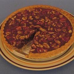 Mocha Walnut Pie lordsatan