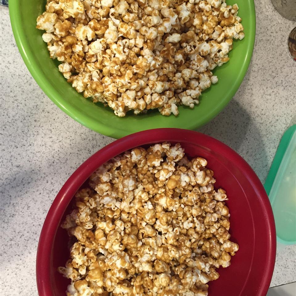 Caramel Popcorn Brenda Harkins Randell