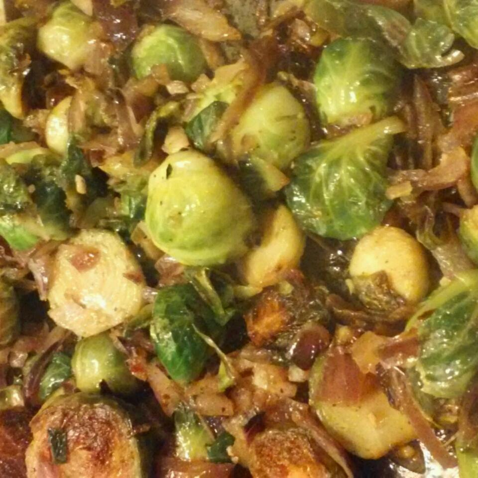 Brussels Sprouts With Browned Butter Laura Warden Cleaver