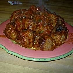 bbq cola meatballs recipe