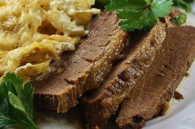 bangin smokey beef brisket recipe