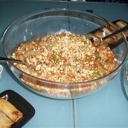 Vegetarian Phad Thai Meatless Mama