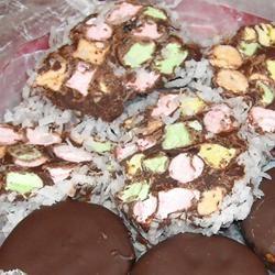 Church-Window Cookies