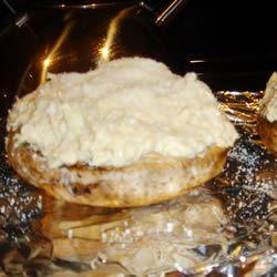 Crab Stuffed Mushrooms II Amoy