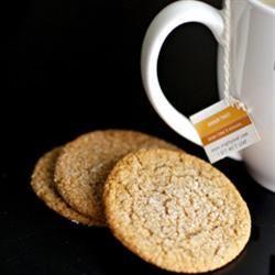 Molasses Sugar Cookies II MissKendra
