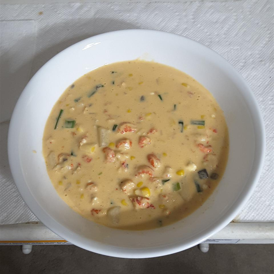 Crawfish Chowder Marc Epstein