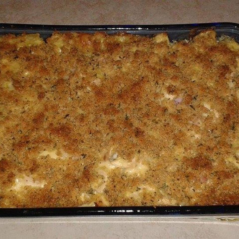 Creamy Chicken Cordon Bleu Casserole Pamela Englund Denman