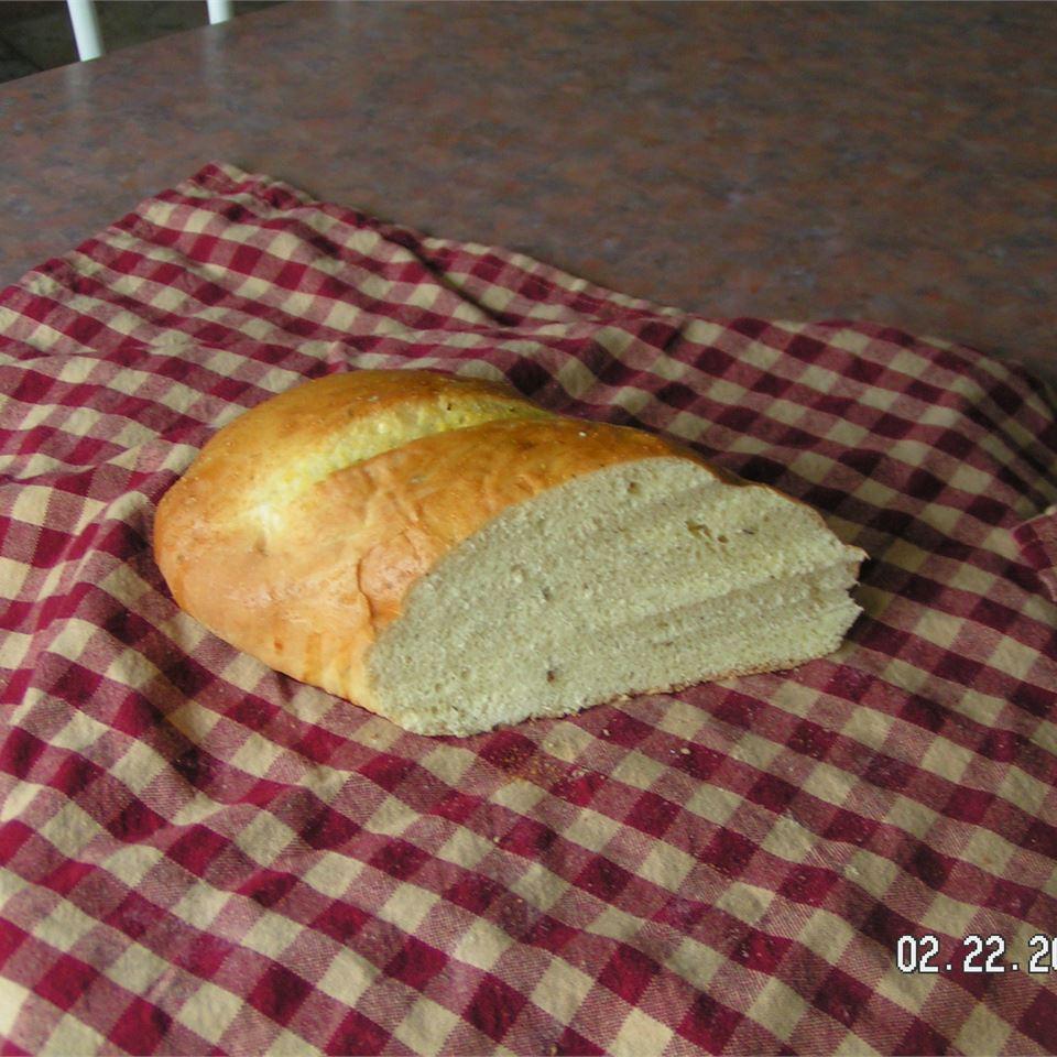Rosemary Herb Bread VJOHEYOB