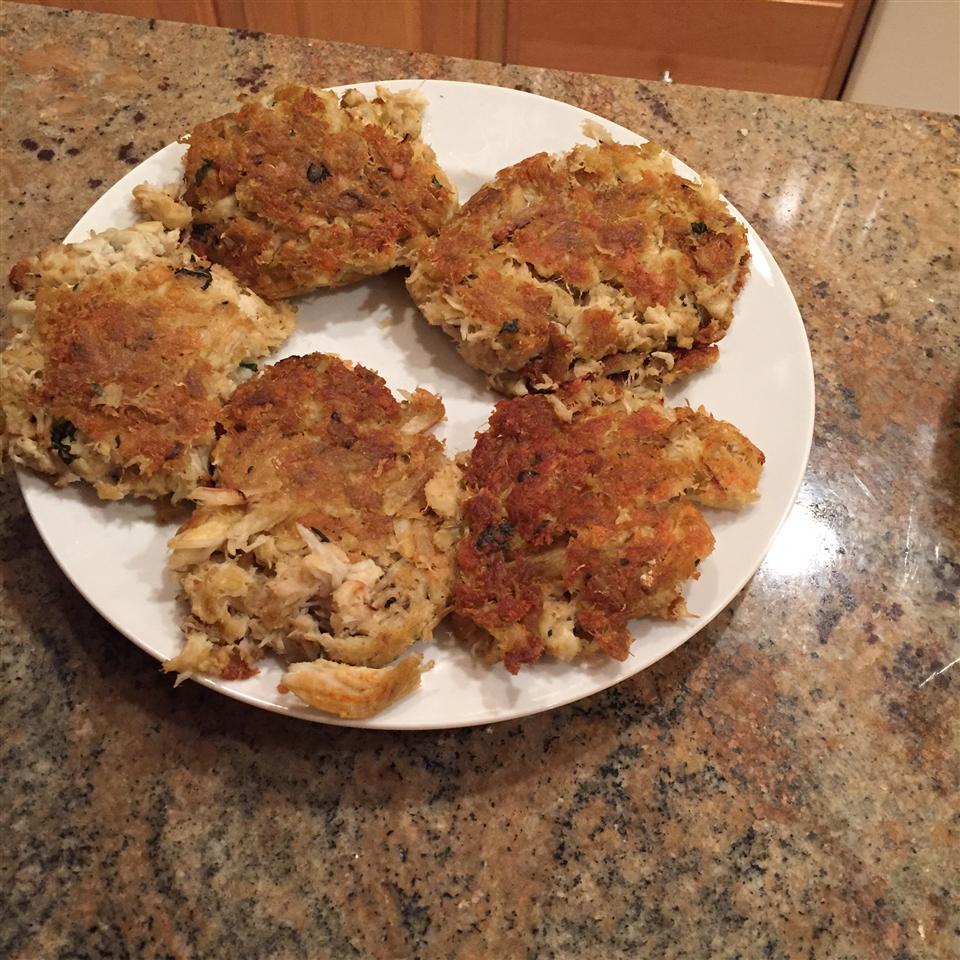 Crab Cakes III