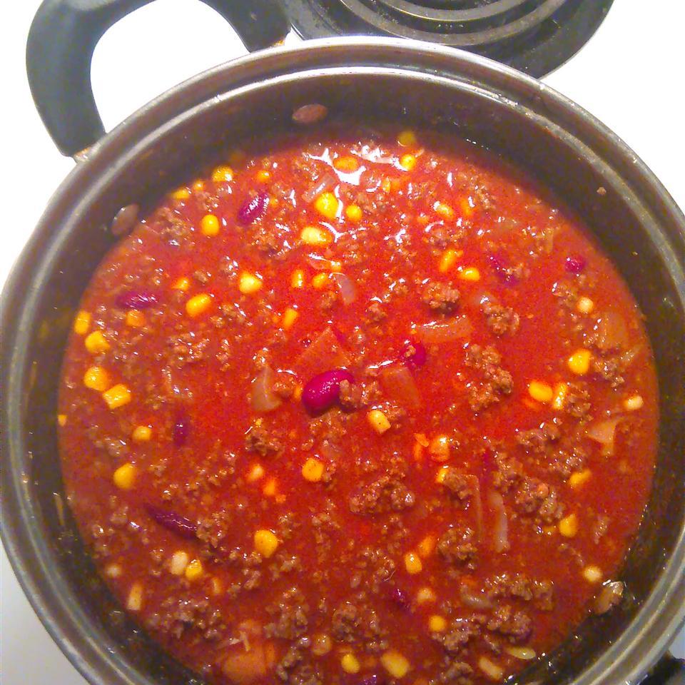 Becca's Taco Soup Kenneth Porter