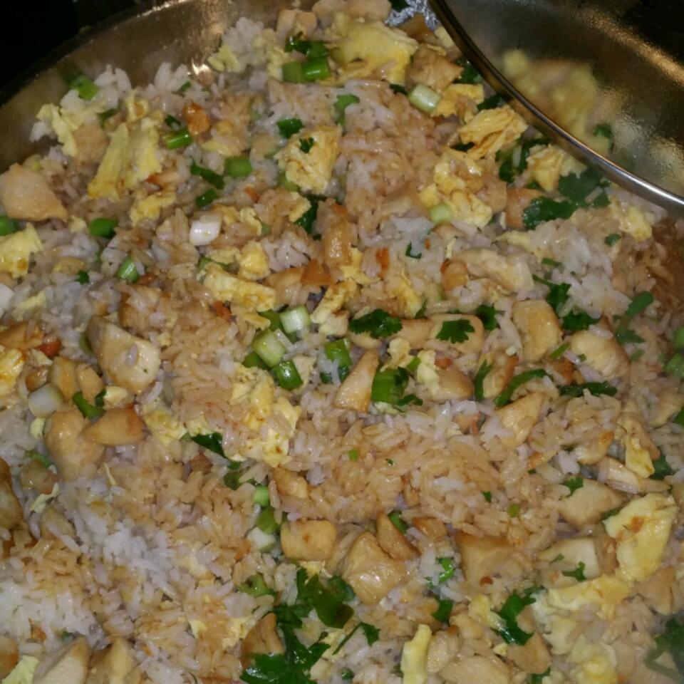April's Chicken Fried Rice Nancy Cantu