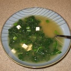Miso Soup I Candice