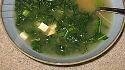 Miso Soup I