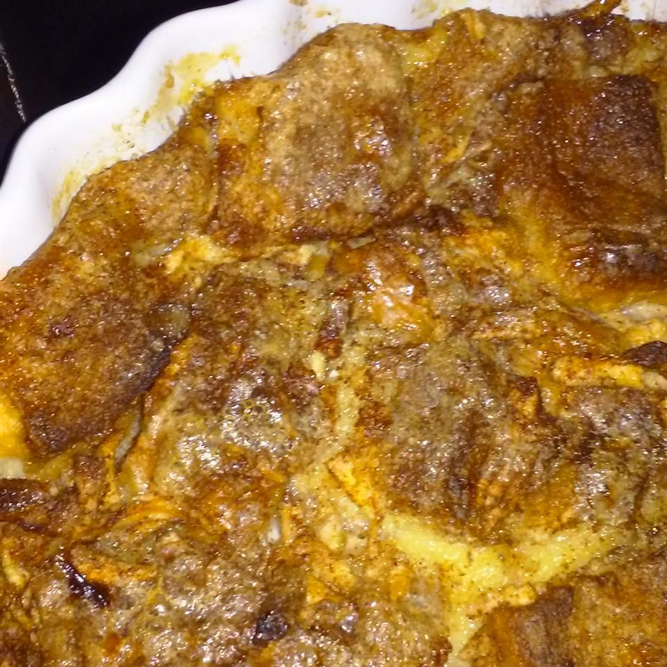 Apple-Cinnamon Bread Pudding Brandy See Landers
