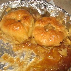 Old-Fashioned Apple Dumplings