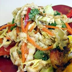 Asian Coleslaw cslag