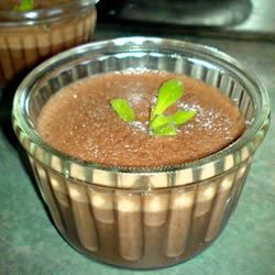Blender Chocolate Mousse Will King