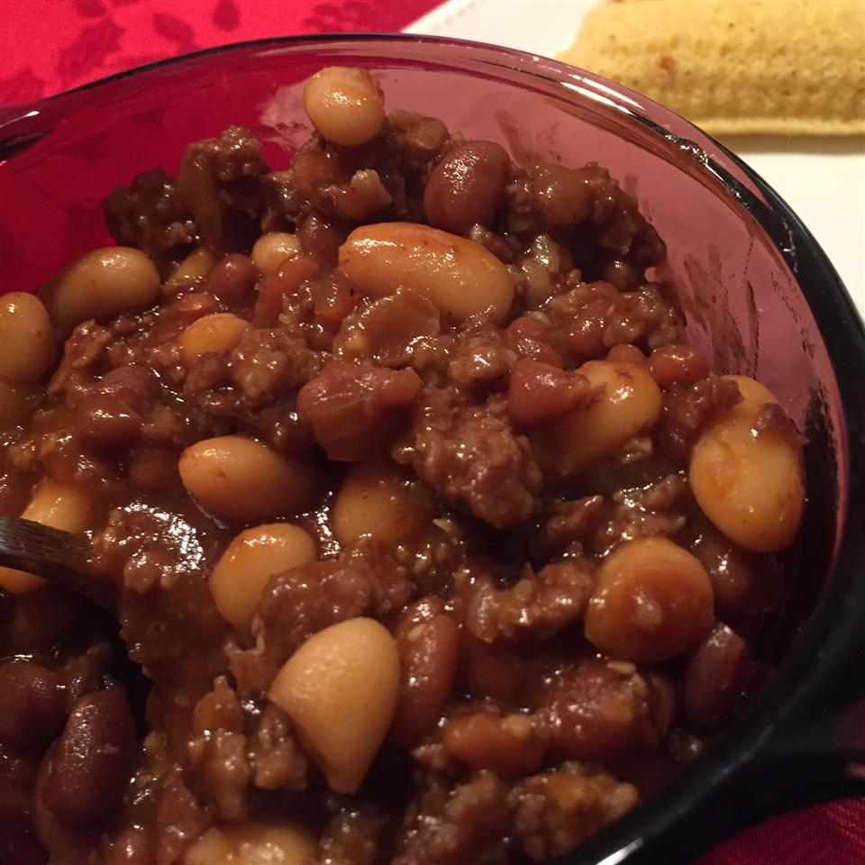 Ranchers Beans thedailygourmet