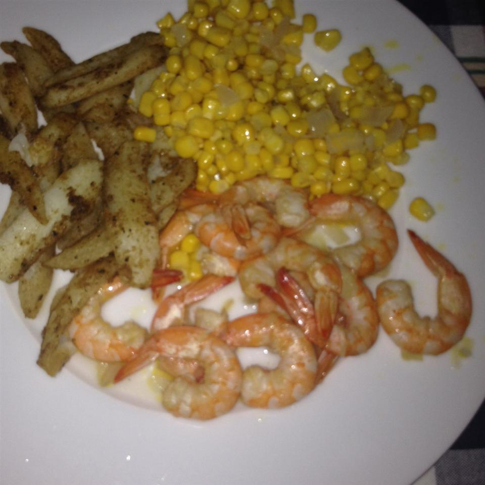 Beer-Boiled Shrimp Gabi Levine