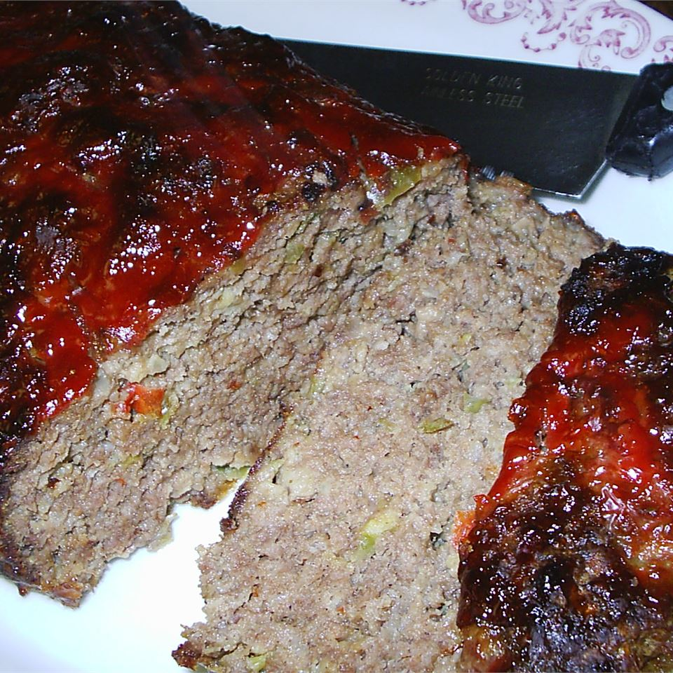 Meatloaf that Doesn't Crumble Holly J Chadwick