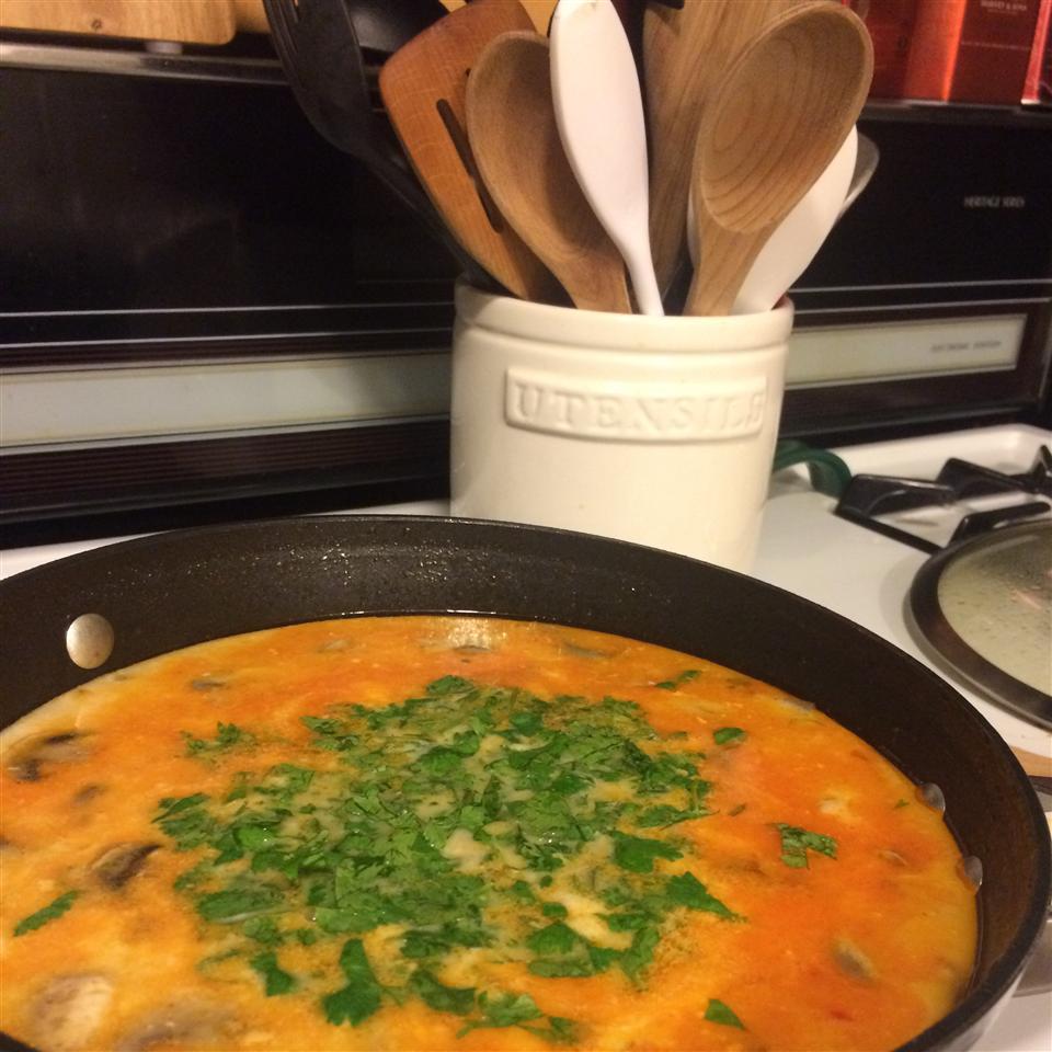 Thai Curry Soup Brit
