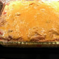 Chicken Spaghetti Casserole I