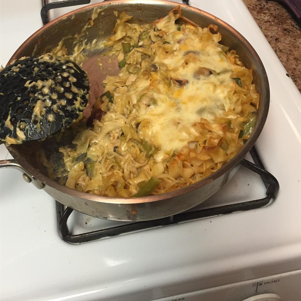 Tuna Noodle Asparagus Casserole Christopher Karow