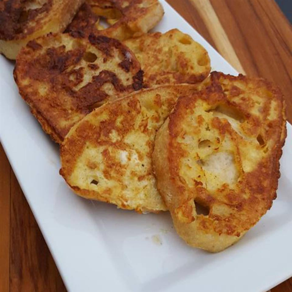 Savory Parmesan French Toast