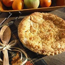 Apple Pie in a Brown Paper Bag Mamadellie