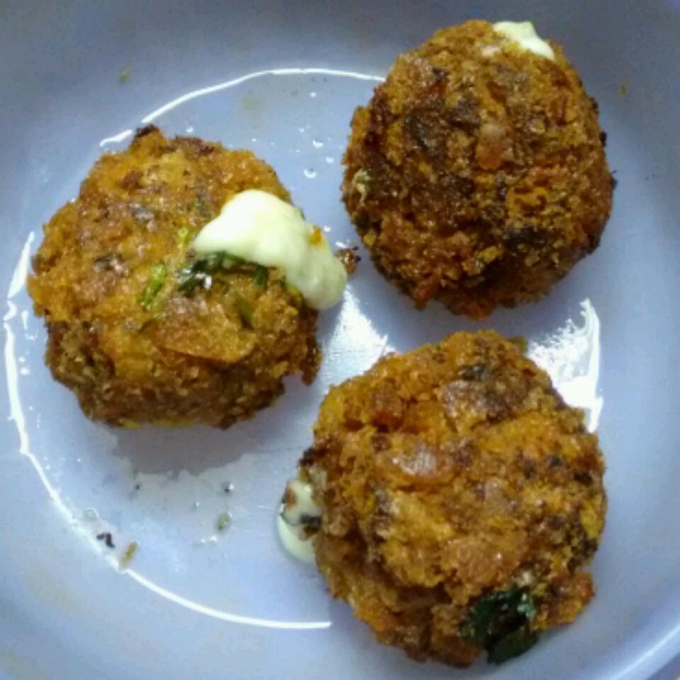 Chicken Cordon Bleu Bites