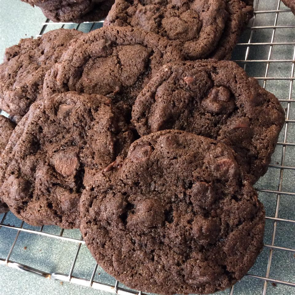 Chocolate Chocolate Chip Cookies II
