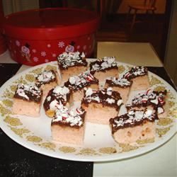 Peppermint Bars Wendy