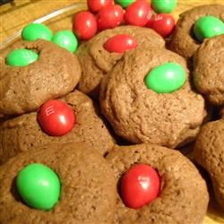 Chocolate Thumbprints I N Morski