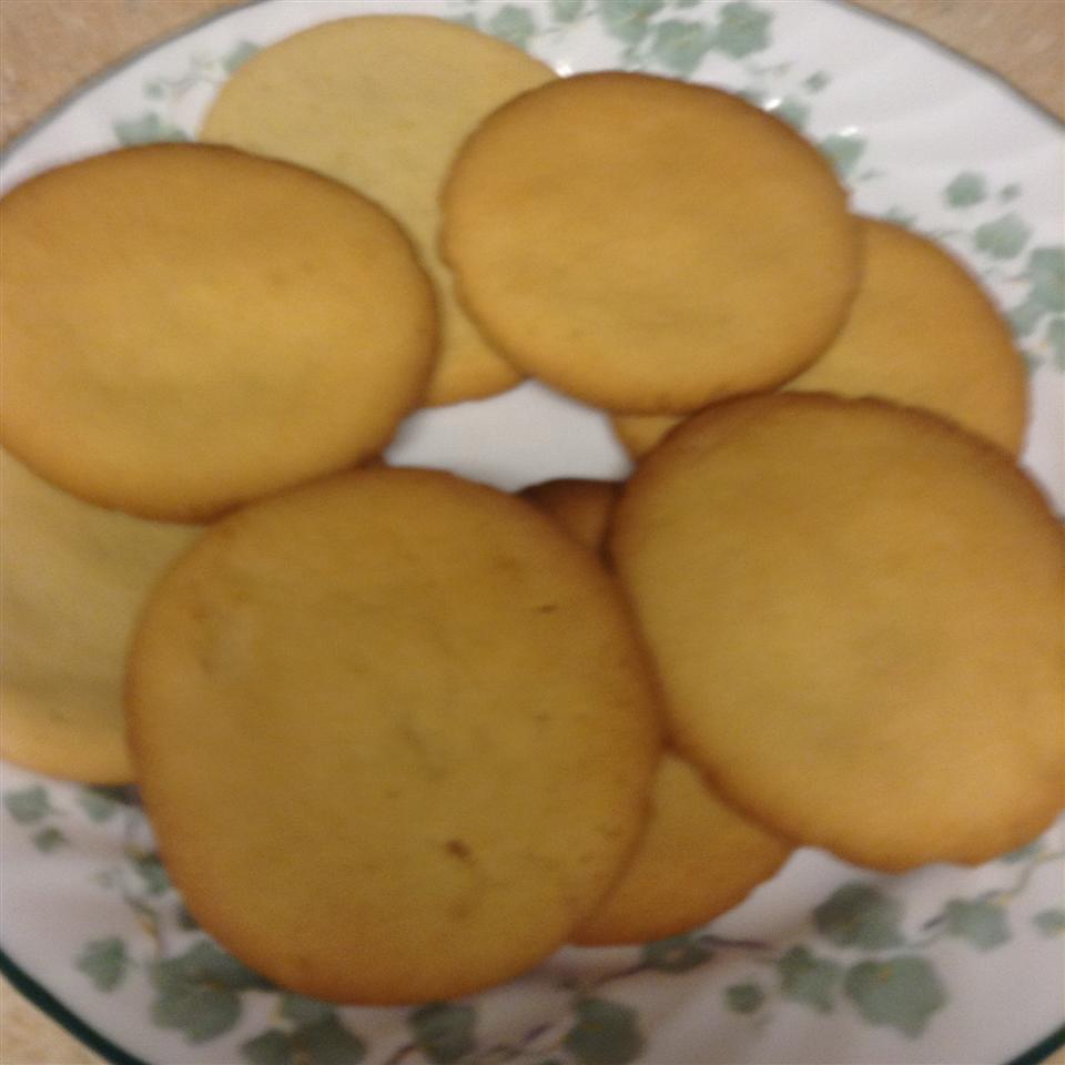 Muz's Drop Sugar Cookies Michael & Cyn