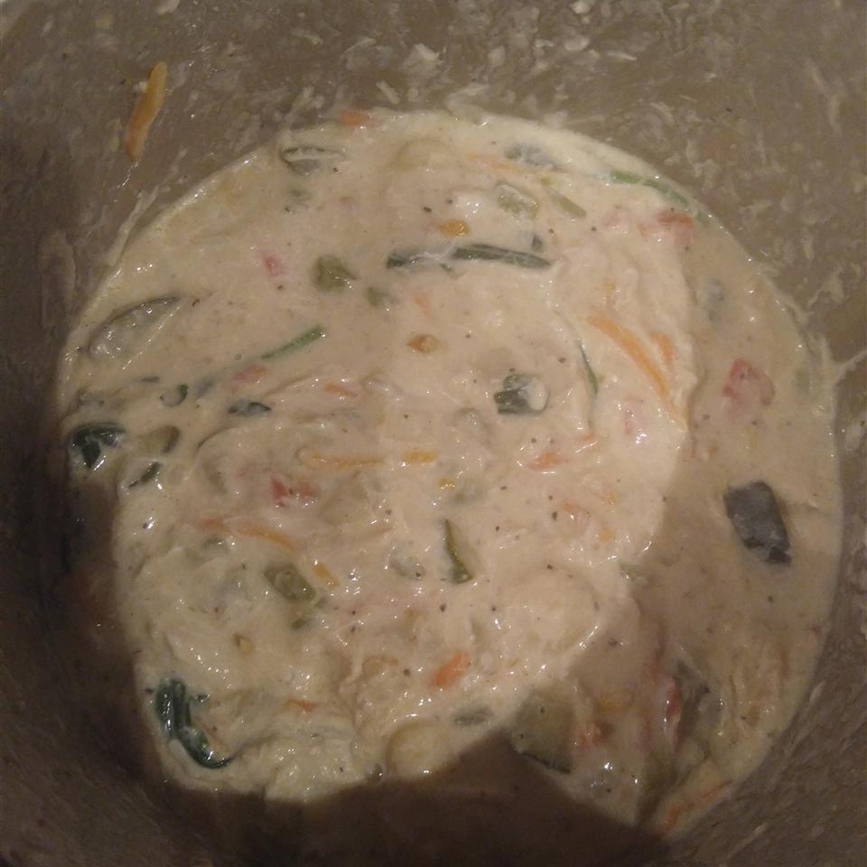 Creamy Chicken Gnocchi Soup