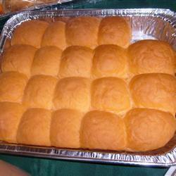Pillow-Soft Dinner Rolls