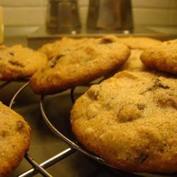 Delicious Whole Wheat Fruitcake Cookies