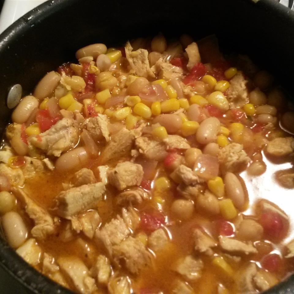 White Bean Chicken Chili Shantelle