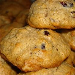 Persimmon Cookies II mnmspencer