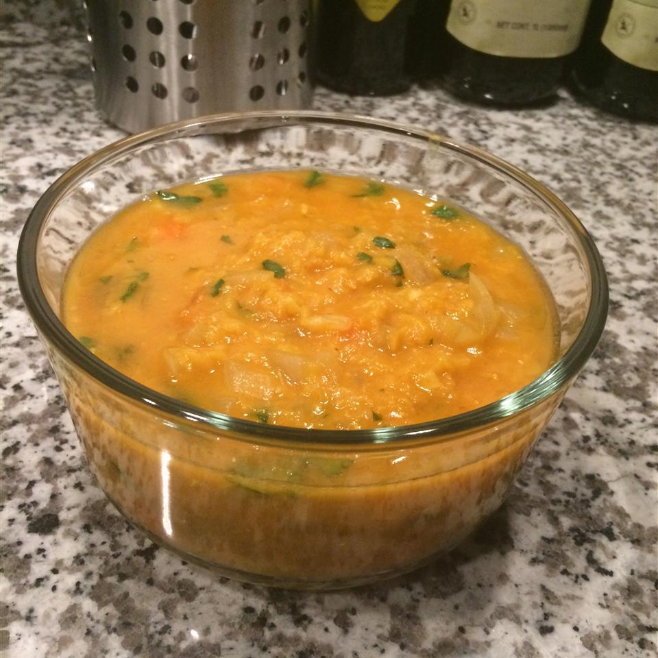 Lentil Soup with Lemon belongsinthesky